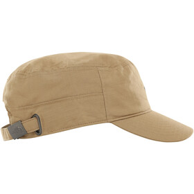 The North Face Logo Military Casquette, english green